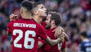 Off the back of a frustrating 1-1 draw away at Everton on Sunday, Manchester United will be hoping to get back to winning ways as they take on Derby County...