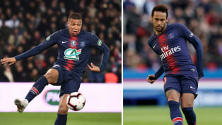 ​Former ​Barcelona striker Rivaldo feels certain that ​Real Madrid will attempt to improve their attack by signing either one of Kylian Mbappe or Neymar in...