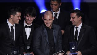 Wesley Sneijder believes he would have been on the same level asLionel Messi and Cristiano Ronaldo had he been more committed to his game. Sneijder...