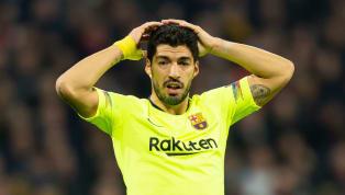 L'Uruguayen, comme ses coéquipiers barcelonais, est resté muet à Lyon. Ce n'est pas la première fois pour Suárez. Le bloc lyonnais a tenu bon contre le géant...