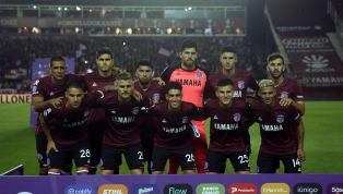 Con el empate deArgentinos Juniorsy la victoria deLanús, lo que les permitió a ambos subirse a lo más alto del campeonato, culminó la fecha 12 de...