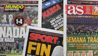 La désillusion de mardi soir contre l'Ajax Amsterdamaura confirmé la semaine noire du Real Madrid, durant laquelle les Merengues ont tout perdu. En trois...