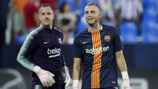DerFC Barcelonagehört zu den besten Klubs der Welt. Im Kader soll entsprechend jede Position doppelt stark besetzt sein. Hinter Stammkeeper Marc-André ter...