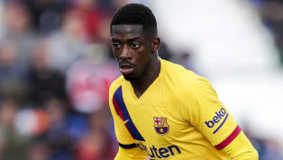 ​Barcelona have confirmed that winger Ousmane Dembélé suffered a thigh injury during Wednesday's 3-1 win over Borussia Dortmund. The Frenchman jumped for the...