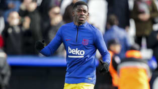 Barcelona are expected to learn the severity of Ousmane Dembélé's latest injury on Thursday, which could lead to them pursuing a new forward as soon as...