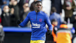 Barcelona winger Ousmane Dembélé has arrived in Finland for surgery on his torn hamstring, which is expected to sideline him for the remainder of the season....