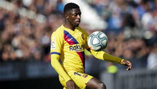 Ousmane Dembélé no ha tenido suerte con las lesiones, pues desde que llegó alBarcelonaen el 2017 su actividad se ha visto constantemente mermada debido a...