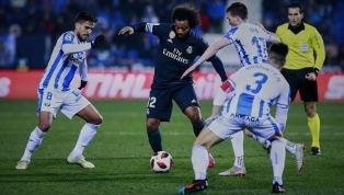 Ce soir, le Real Madrid recevait Leganés pour le compte de la huitième de finale retour de la Coupe du Roi. Au match aller, les Madrilènes l'avait emporté à...