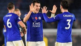 İngiltere Premier Lig'in 12. hafta randevusunda Leicester City, kendi sahasında Arsenal'ı 2-0 mağlup etti. Ev sahibi ekibe galibiyeti getiren golleri; 68....