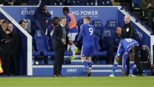 ​Leicester City manager Claude Puel has claimed that he chose to substitute Jamie Vardy during his side's 1-0 defeat to Cardiff City because he believed the...