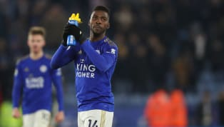 Leicester striker Kelechi Iheanacho has insisted he is happy to play second-fiddle to Jamie Vardy despite interest in his services from other Premier League...