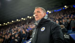 Win ​Brendan Rodgers has urged Leicester fans not to leave their games early as his side will always push until the final whistle. Leicester sit in third...