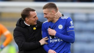 ​Brendan Rodgers has backed Jamie Vardy to become a member of the Premier League 100 club, with the former England striker nearly three quarters of the way to...