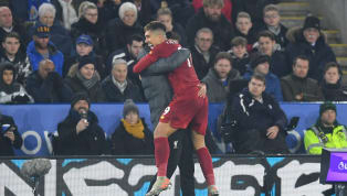 Jurgen Klopp has revealed that Liverpool striker Roberto Firmino jumped into his arms after scoring as thanks for his boss' unwavering faith.  Firmino bagged...