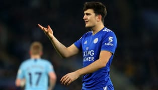 Manchester United face an uphill battle to sign Harry Maguire this summer as Leicester City have placed a £90m price tag on their star centre-back.  United...