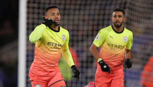 oxes Manchester City edged past Leicester City 1-0 in an entertaining match at the King Power Stadium on Saturday evening, with Gabriel Jesus netting the...