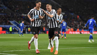 tory Newcastle secured a huge winat the King Power Stadium to all but secure their Premier League status for another season. Coming up against an in-form...