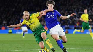 İngiltere Premier Lig'in 17. hafta mücadelesinde Leicester City, iç sahada karşı karşıya geldiği Norwich City ile 1-1 berabere kaldı. Ev sahibi ekibin golü;...
