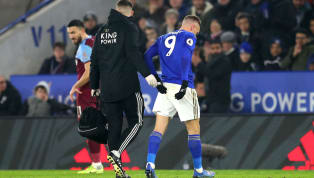 ​Leicester are confident the injury Jamie Vardy sustained against West Ham is not a long-term problem, and that he may be fit as soon as next week. Vardy went...
