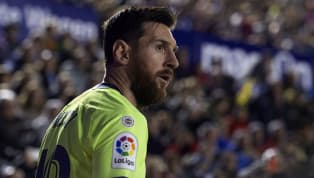 Ernesto Valverde Out of Words to Describe Lionel Messi as Barcelona Thrash Levante