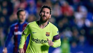Stratosphérique : Messi marque au moins 50 buts par ans depuis 5 ans