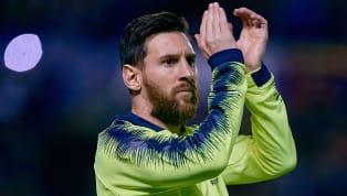 Lionel Messi Breaks Yet Another Record Following Barcelona's Emphatic Win Against Levante