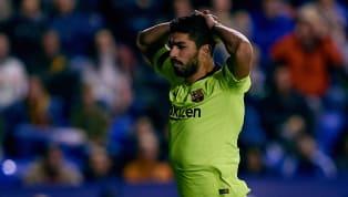 Los 7 delanteros que considera el Barcelona para suplir a Luís Suárez