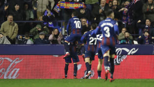 ncos Levante caused a huge shock in La Liga on Saturday evening by beating Real Madrid 1-0 at theEstadio Ciudad de Valencia, thanks to a stunning volley...