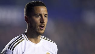 Real Madrid winger Eden Hazard picked up a hairline fracture in his right fibula against Levante, the club have now confirmed. The Belgium international was...