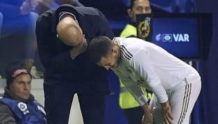 Eden Hazard wird Real Madrid erneut fehlen. Die Königlichen teilten am Sonntag mit, dass sich der belgische Superstar einenHaarriss am Knöchel zugezogen...