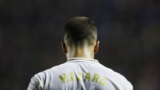 ​Real Madrid winger Eden Hazard has confessed that his debut season at the Santiago Bernabéu has been pretty awful, but he plans on proving himself next...