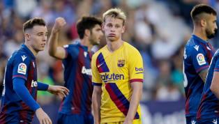 A l'occasion de la 12ème journée deLiga, le Barça se déplaçait au Stade Ciutat de Valencia pour affronter Levante. Une rencontre qui a tournée à l'avantage...