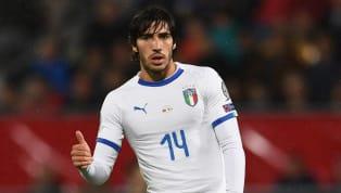 """""""Sandro è il giovane che mi piace di più, sta migliorando continuamente: all'Europeo ci può stare eccome"""": parole e musica di Roberto Mancini, commissario..."""