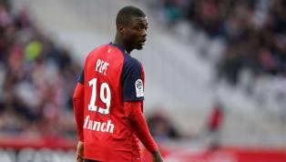 Selon les informations du journal l'Équipe, le LOSC a fixé le prix de Nicolas Pépé à 60M€ lors du prochainmercato estival. Au fond du trou la saison...