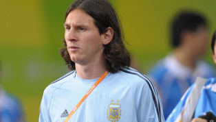 ​Lionel Messi made his debut for the Argentinean u-20 national football team on June 29, 2004 but things could have been incredibly different as he had the...