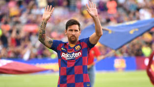 ​Lionel Messi will be out of action when ​FC Barcelona make their ​​La Liga bow for the 2019/20 season ​on Friday against Athletic Bilbao. The Argentinean...