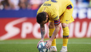 ​Lionel Messi's insane direct free-kick goalscoring record in the last five seasons has seen him race ahead of two big European clubs as a whole. 32-year-old...