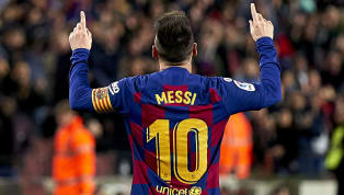 Lionel Messi scored yet another incredible hat-trick, his first of the season inLa LigaasFC BarcelonathrashedCelta Vigo 4-1at Camp Nou on Saturday....