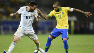 Brazilian full-back Dani Alves has hit out at his formerBarcelonateammate Lionel Messi after the Argentine's controversial comments after losing in the...