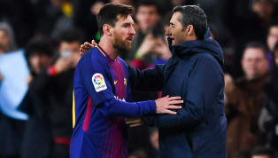 FC Barcelonalegend Lionel Messi had thought that the club would sack Ernesto Valverde after they lost 4-0 toLiverpoolin last season'sUEFA Champions...
