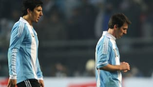 ​Former Argentina star Nicolas Burdisso has revealed the story behind what was an explosive situation in the Albiceleste dressing room in which he and ​FC...