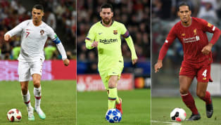 Lionel Messi was named as The Best FIFA Men's Player of the Year on Monday evening ahead of the likes ofVirgil van DijkandCristiano Ronaldo....