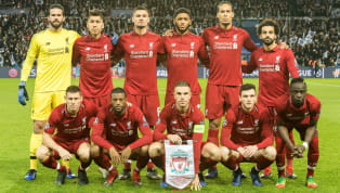 ​​Liverpool defender Dejan Lovren shared a story on Instagram in a video showing himself, Jordan Henderson, Trent Alexander-Arnold, Andy Robertson, Alberto...