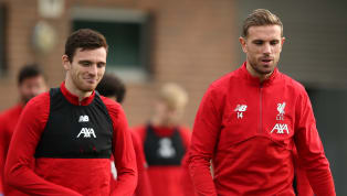 Liverpool defender Andy Robertson has claimed teammate Jordan Henderson should be the leading candidate for the Premier League Player of the Year award....