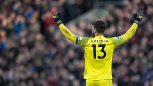 Liverpool goalkeeper Alisson Becker has said the Reds fans can spur his side on to victory against Bayernin the last 16 of the Champions League, as he sat...