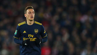 ​You would have to be a pretty die-hard Tottenham fan not to have enjoyed some of what Mesut Ozil did against Liverpool on Wednesday night. The German ran the...