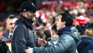 Manajer Arsenal, Unai Emery, bercanda mengutarakan keinginannya agar The Gunners tidak bertemu dengan Liverpool selamanya. Emery secara tidak langsung memuji...