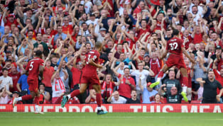 Liverpool made it three wins from three in the Premier League at Anfield, as they beat Arsenal 3-1 on Saturday afternoon. The opening half hour was...