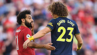 feat David Luiz has revealed that he spoke with Mohamed Salah after the defender fouled the Liverpool forward to hand the home side a penaltyin Arsenal's 3-1...