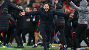 Atlético Madridhat im Champions League-Achtelfinale den TitelverteidigerFC Liverpoolaus dem Rennen geworfen. Nach einer spektakulären Aufholjagd...